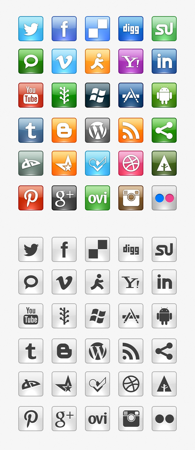 Clean-and-Colorful-Social-Media-Icons