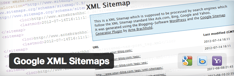 Websites Made Easy Google XML Sitemaps