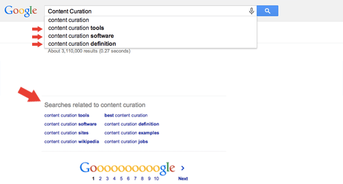 Google - Content Curation Websites Made Easy