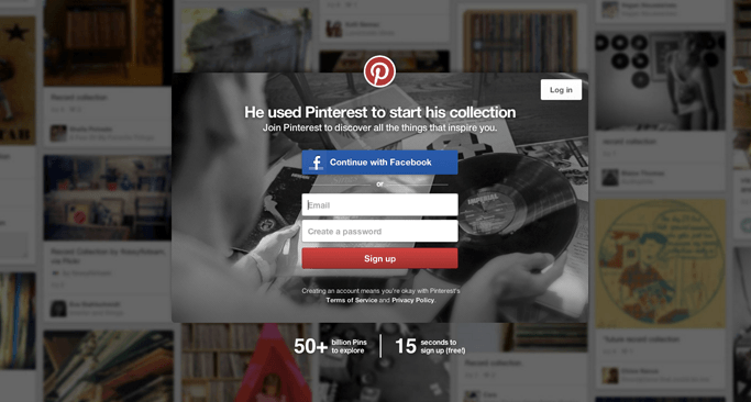 Pinterest - Content Curation Websites Made Easy copy