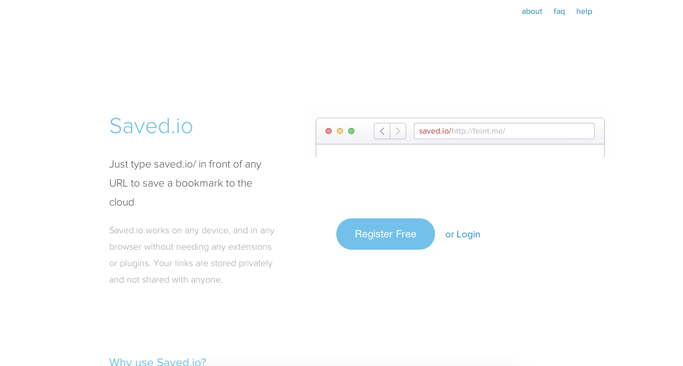 Saved.io - Content Curation Websites Made Easy